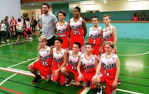 Union Dechy Sin/ Basket Club Ardres