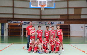 Ostrevent Basket Ball/Union Dechy Sin